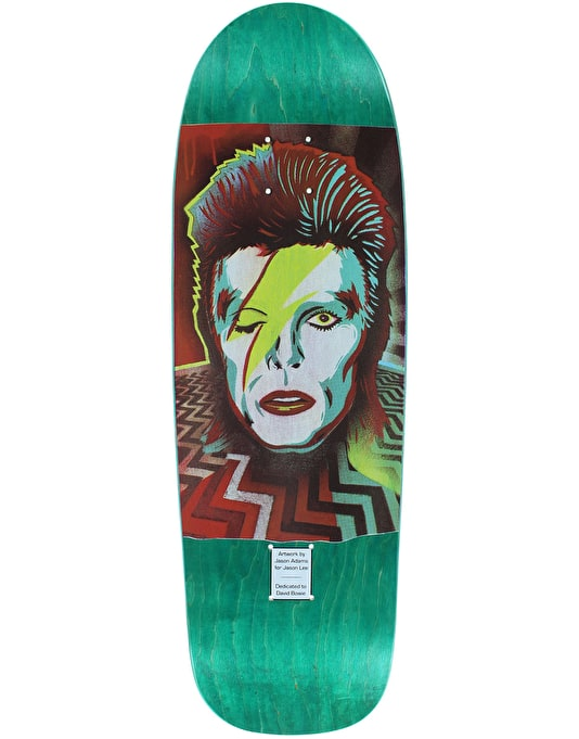 Prime Heritage x Jason Adams Bowie Tribute Deck - 9.5""
