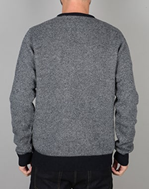Carhartt Spooner Sweater Knit - Navy/Snow