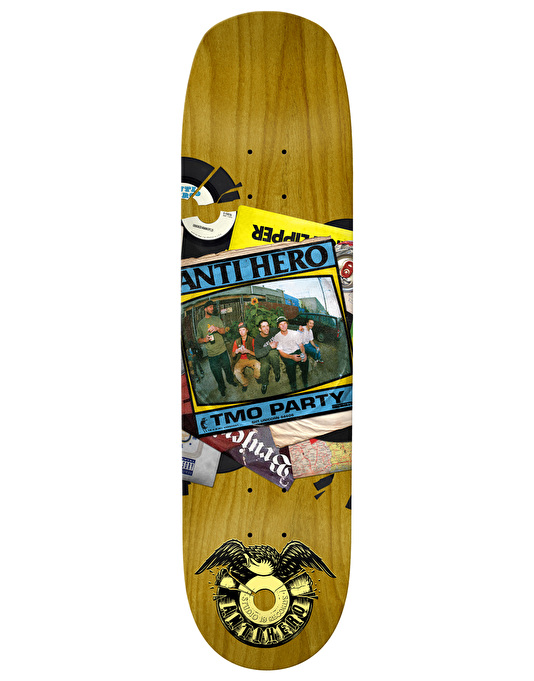 Anti Hero Miorana Studio 18 Records Pro Deck - 8.47""
