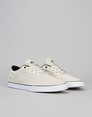 Emerica The Herman G6 Vulc Skate Shoes - White
