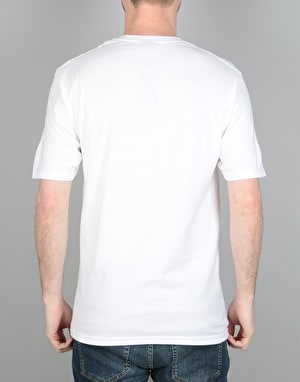 Stüssy Stock Link T-Shirt - White