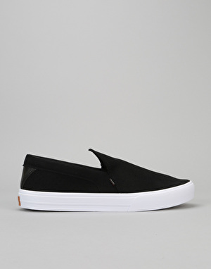 Globe Castro LYT Skate Shoes - Black/White