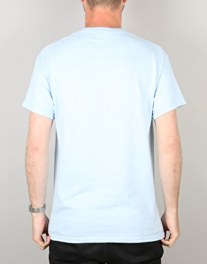 Route One Doggy Style T-Shirt - Light Blue
