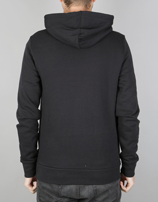 Emerica Triangle 2 Pullover Hood - Black/Gold