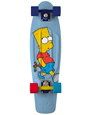 Penny Skateboards x The Simpsons Bart Classic Nickel Cruiser - 27