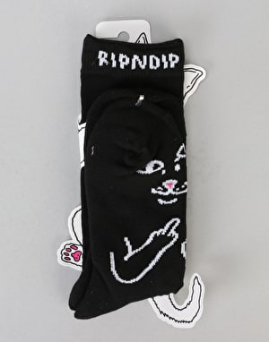 RIPNDIP Nermal Twin Socks - Black