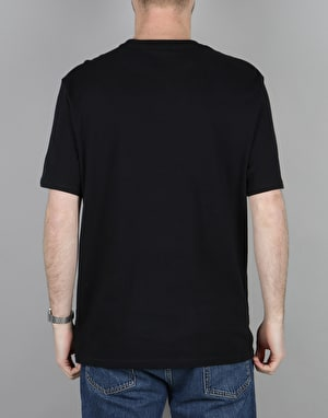 Element Horizontal S/S T-Shirt - Black