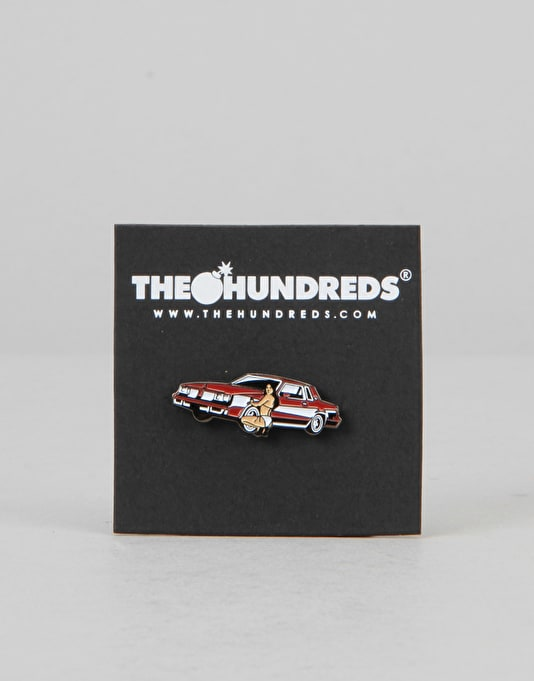 The Hundreds Hyna Pin - Multi