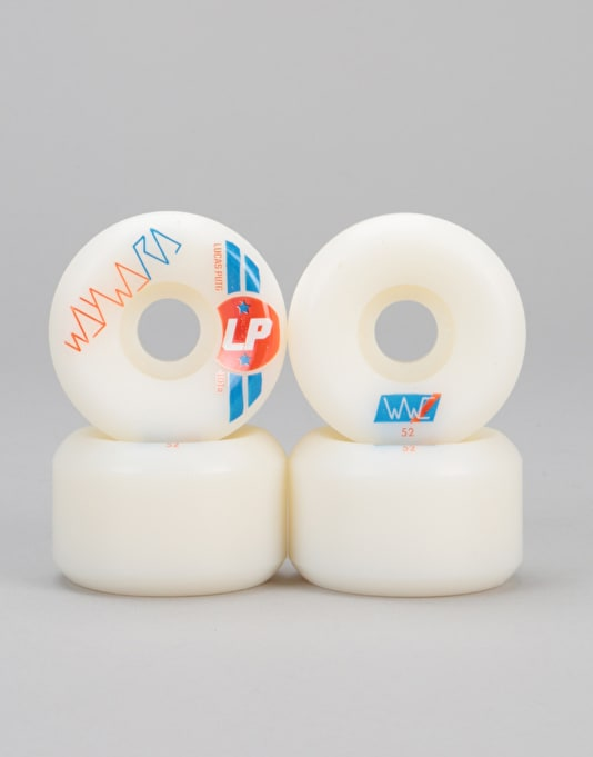 Wayward Puig Pinnacle Track Formula 101a Pro Wheel - 52mm