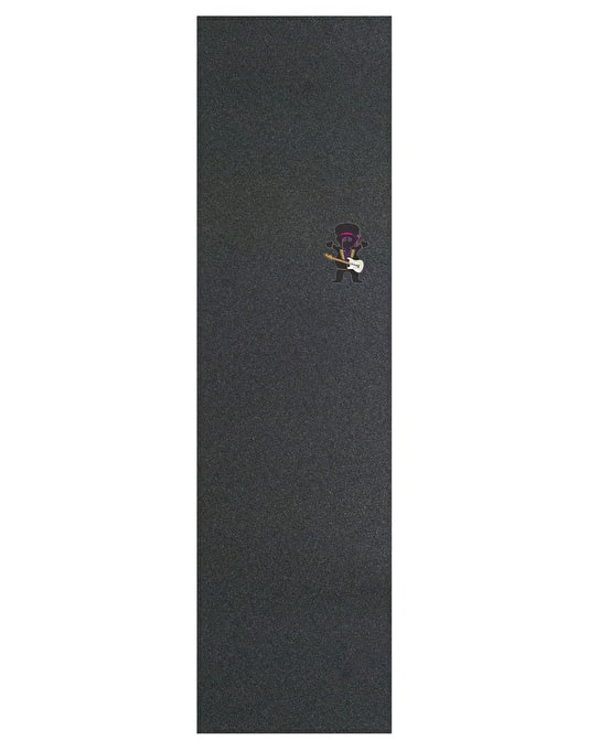 "Grizzly x Jimi Hendrix Jimi Bear 9"" Grip Tape Sheet"
