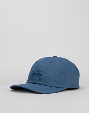 Stüssy Tonal Stock Low Cap - Navy
