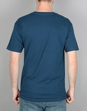 Anti Hero Eagle T-Shirt - Harbour Blue