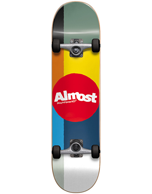 Almost Colour Code Complete Skateboard - 7.875""
