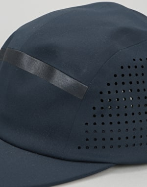 Herschel Supply Co. Glendale Seamless 5 Panel Cap - Navy Reflective