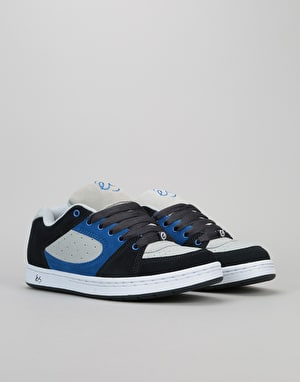 éS Accel OG Skate Shoes - Navy/Blue/Grey