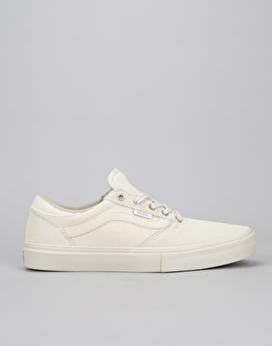 Vans Gilbert Crockett Pro Skate Shoes - Natural Canvas