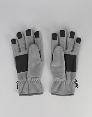 Patagonia Synchilla Gloves - Nickel