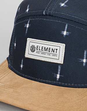 Element Elder 5 Panel Cap - Total Eclipse