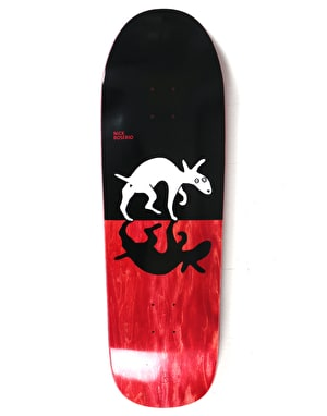 Polar Boserio Sneaking Dog Pro Deck - BEAST Shape 9.75