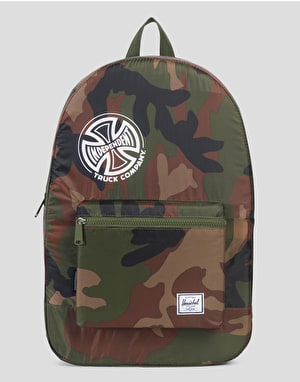 Herschel Supply Co. x Independent Trucks Packable Daypack - Camo