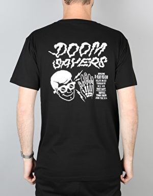 Doom Sayers X-Ray Vision T-Shirt - Black