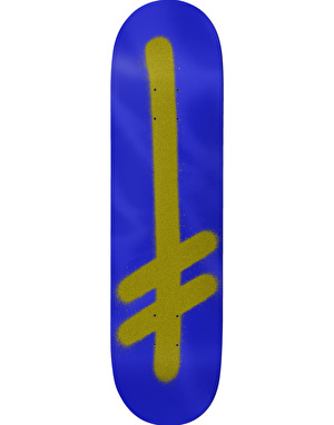 Deathwish Original G Blue Metallic Team Deck - 8