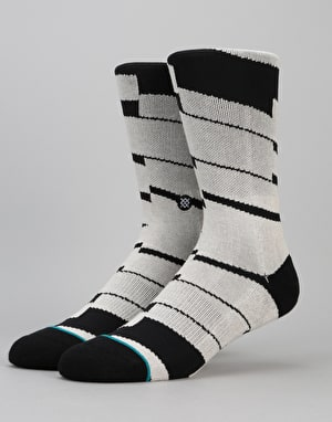 Stance Catacomb Classic Crew Socks - Black