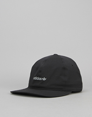Adidas Skateboarding Tech Crusher Snapback Cap - Black