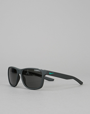 Nike SB Flip Sunglasses - Matte Anthracite/Grey