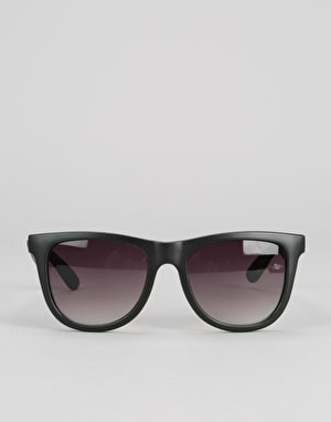 Santa Cruz Tiger Stripe Sunglasses - Black