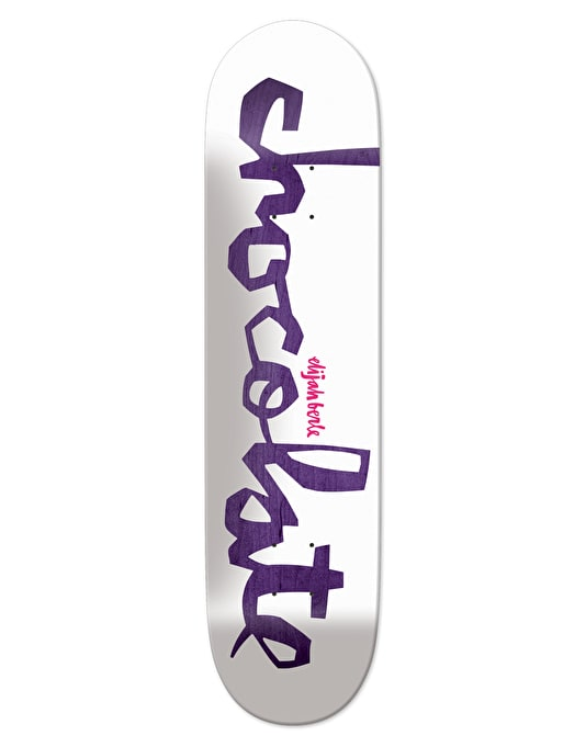 Chocolate Berle Original Chunk Skateboard Deck - 8.5""