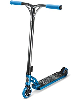Madd VX6 Team Edition Scooter - Electric Blue/Chrome