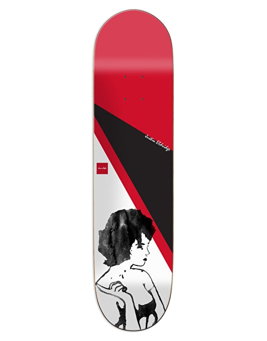Chocolate Eldridge Palette Pro Deck - 8.25""