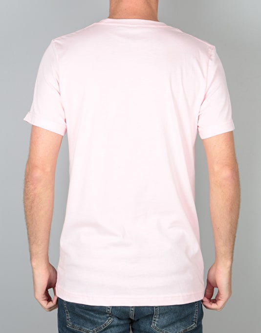 Habitat x Twin Peaks Have You Seen Bob T-Shirt - Light Pink