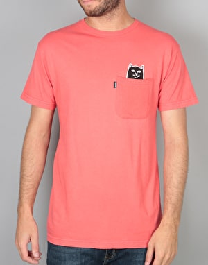 RIPNDIP Jermal Pocket T-Shirt - Watermelon
