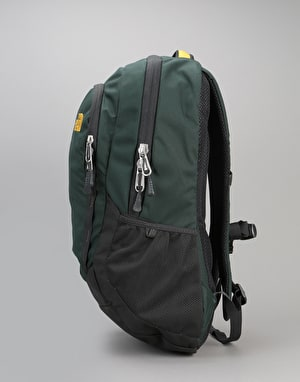 The North Face Vault Backpack - Darkest Spruce Emboss/Darkest Spruce