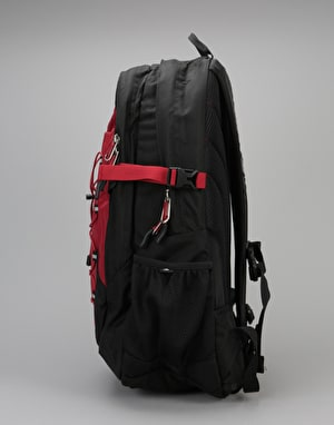 The North Face Borealis Classic Backpack - Cardinal Red/TNF Black