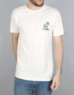 Etnies Another Day T-Shirt - Natural/White