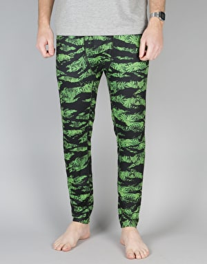 Burton Midweight 2017 Snowboard Thermal Pants - Colorado Camo