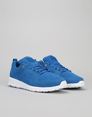 DC Lynx Lite Skate Shoes - Blue