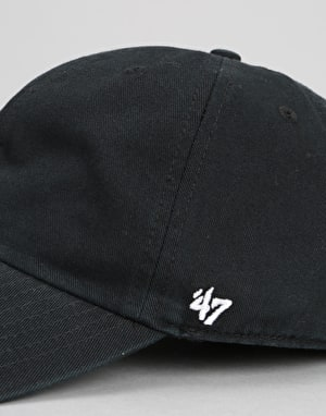 '47 Brand Classic Clean Up Cap - Black