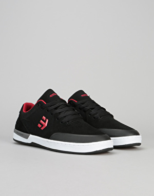 Etnies Marana XT Skate Shoes - Black/Red