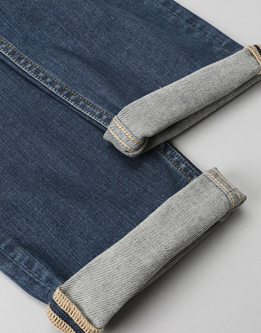 DC Washed Slim Jeans - Medium Stone