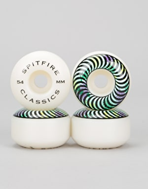 Spitfire Classic Floral Fill Team Wheel - 54mm