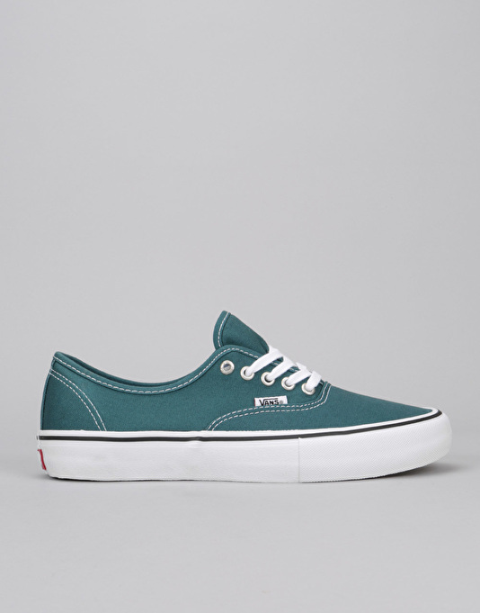 Vans Authentic Pro Skate Shoes - (Canvas) Balsam