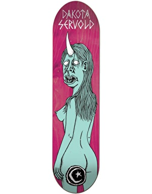 Foundation Servold Manbeast Pro Deck - 8.25