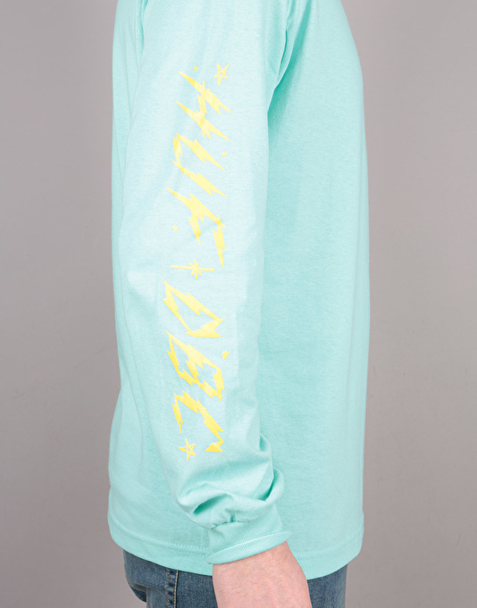 HUF Bolts Long Sleeve T-Shirt - Celadon