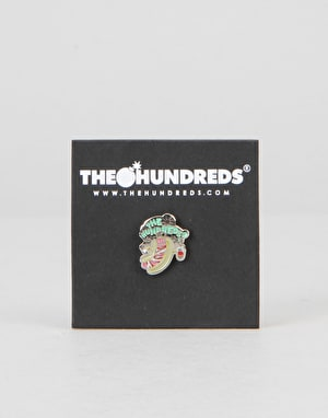 The Hundreds Dirty Dog Pin - Multi
