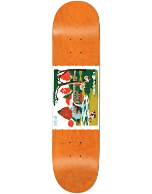 Enjoi Wallin Dog Pooper Saw Mill Pro Deck - 8.125