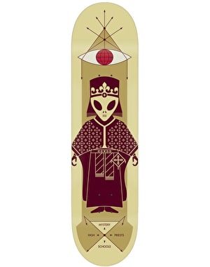 Alien Workshop High Priest Friar Team Deck - 8.25